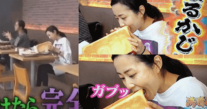 eating