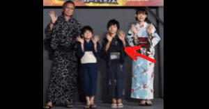 寺田心と杉咲花の2021身長比較画像