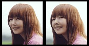 aikoの2021ポテトチップスCMの画像