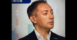 市川海老蔵の髪が伸びたイケメン画像