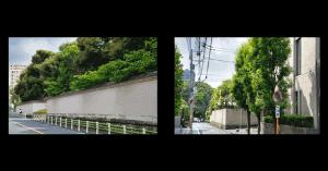 山崎育三郎の実家がある港区高輪の画像