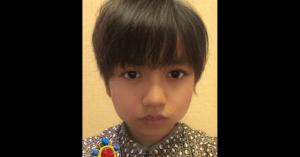 山崎育三郎のかわいい幼少期画像