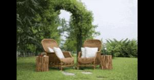 広い庭のイメージ画像