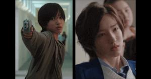 道枝駿佑のかっこいい演技画像