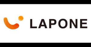 INIの所属事務所LAPONEのロゴ画像