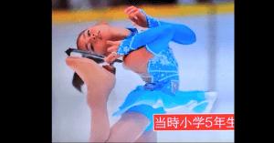 小芝風花のフィギュアスケート画像