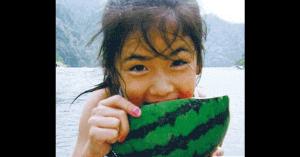 小芝風花の小学生時代のかわいい画像