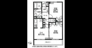 小室圭の実家マンションの画像