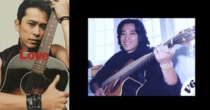 坂本昌行がギターを弾く画像