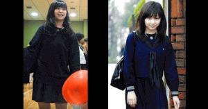 佳子さまのかわいい高校時代の画像