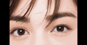 きれいな眉毛の画像