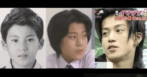 小栗旬の若い頃の画像
