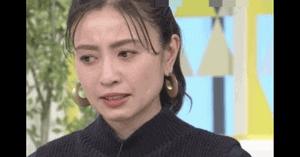 片瀬那奈が沢尻エリカ逮捕にコメントしている画像