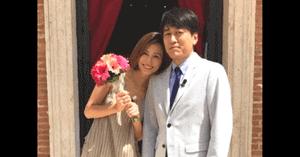 安住アナと米倉涼子の画像