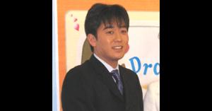 安住紳一郎の2004年の画像