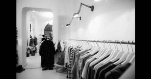 洋服屋の画像