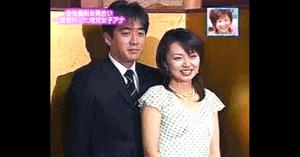 安住紳一郎と伊藤綾子の画像