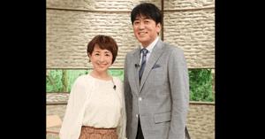 安住紳一郎と阿川佐和子の画像