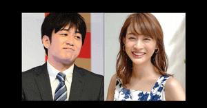 安住紳一郎と新井恵理那の画像